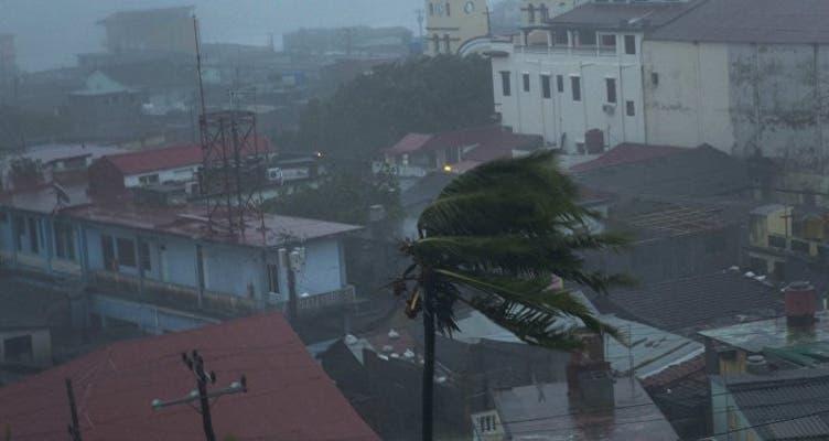 Prevén  temporada de huracanes más activa de lo normal en el Atlántico