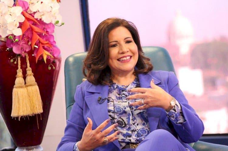 Margarita Cedeño: Es el momento para que el PLD sea el protagonista