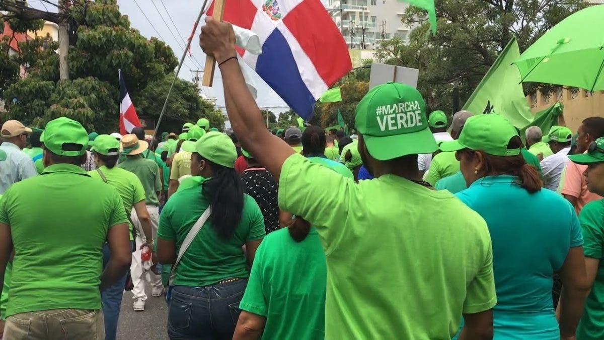 Marcha Verde: En las redes hay mensajes que no se corresponden con la verdad