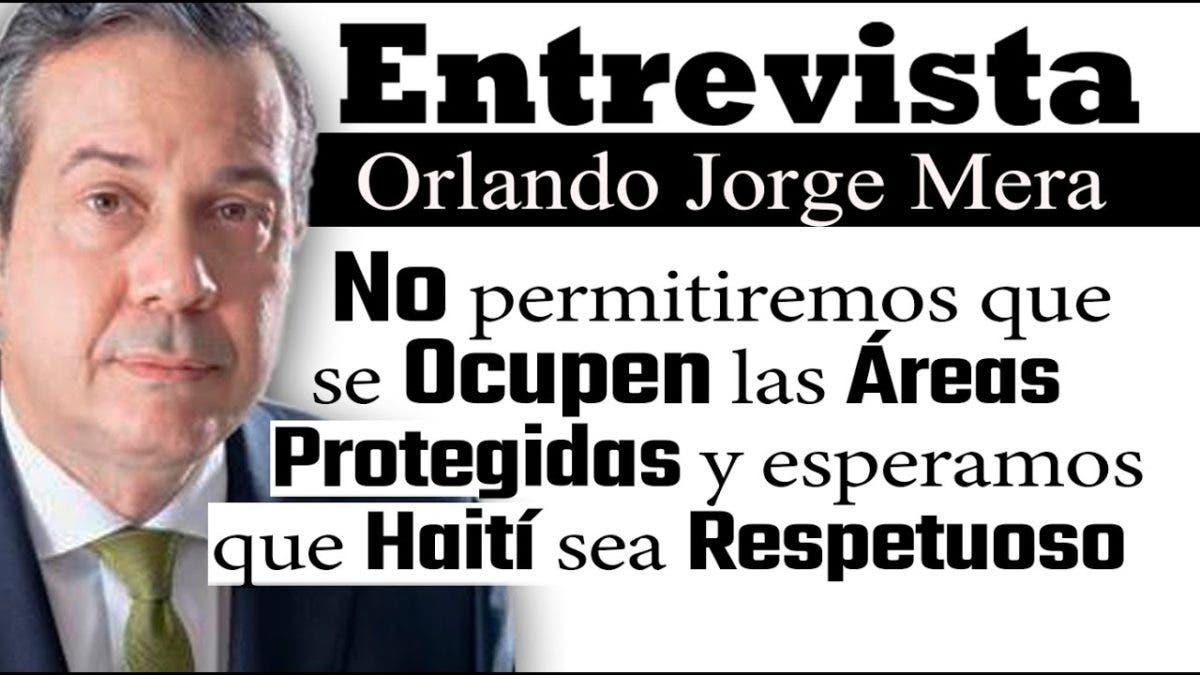 Entrevista a Orlando Jorge Mera en el programa Telematutino 11