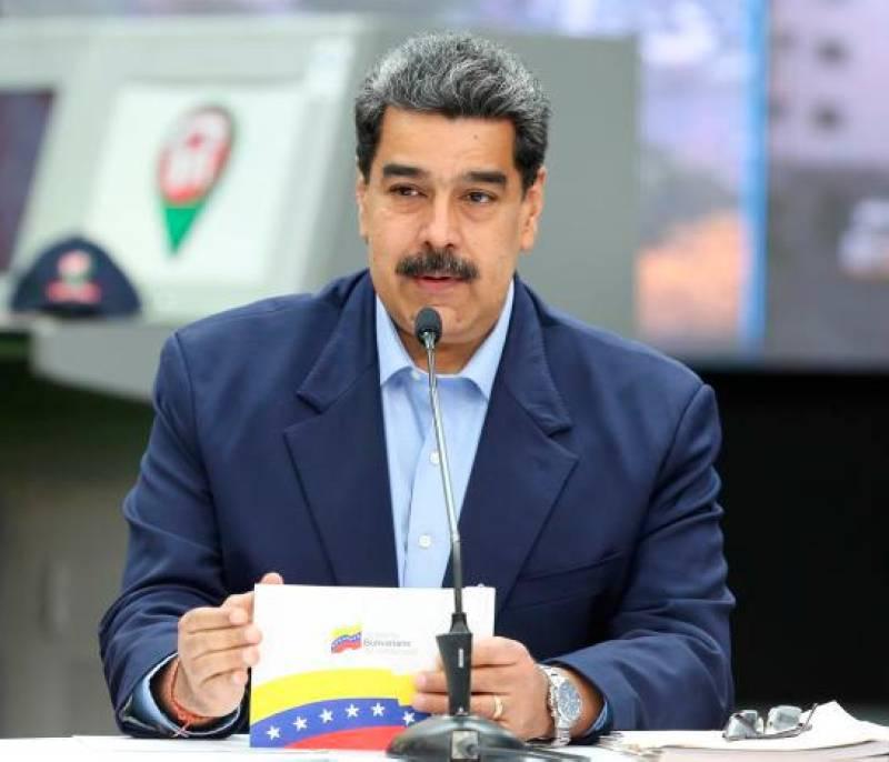"""Maduro aseguró que avanza el diálogo con la oposición venezolana: """"Vamos bien"""""""