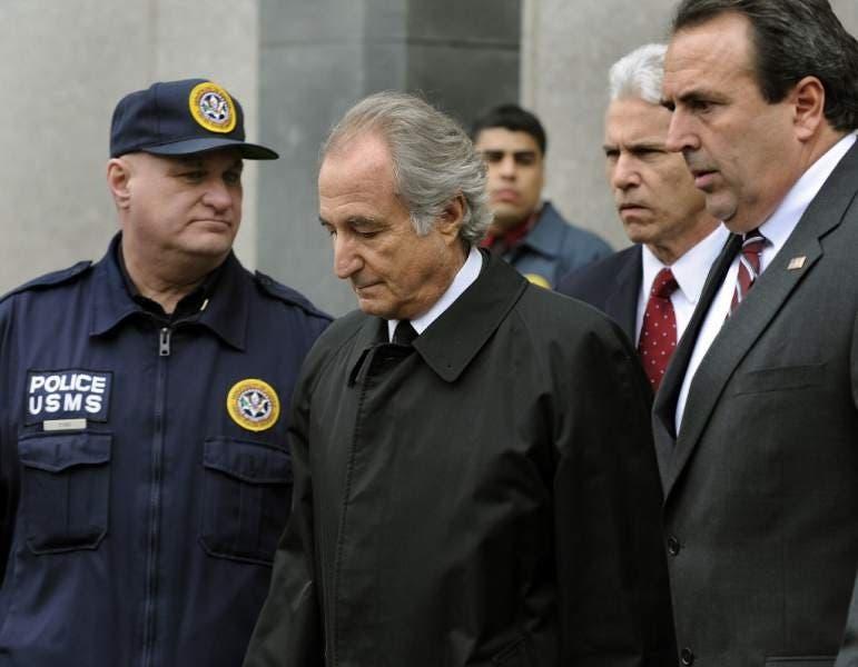 Bernie Madoff, de multimillonario a 150 años de cárcel