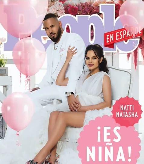 Natti Natasha habla de la felicidad que siente al saber que tendrá una niña