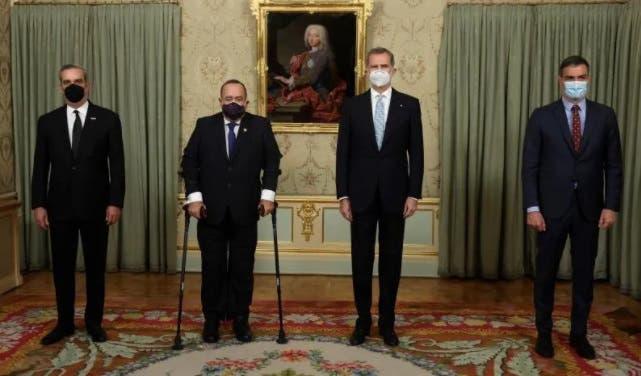 Cumbre Iberoamericana alza el telón con la cena de los mandatarios