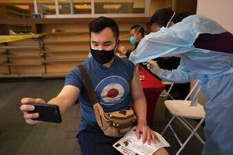 EEUU prevé reanudar vacunas de J&J con restricciones
