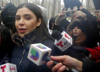 Abogada: esposa de «El Chapo» pasa en celda 22 horas al día
