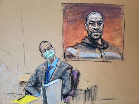 Arracan los alegatos finales en el juicio por la muerte de George Floyd