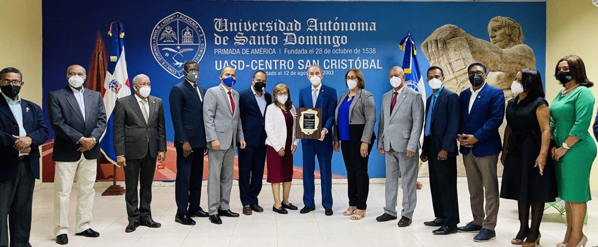 Mescyt y UASD San Cristóbal desarrollarán doctorado en educación