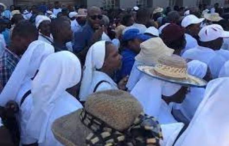 Haití: Iglesia católica suspende actividades por secuestros