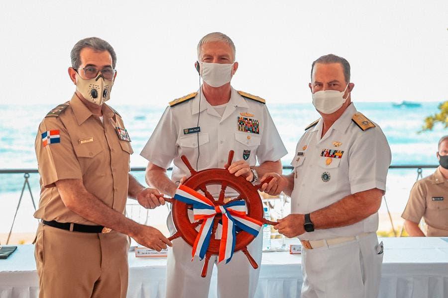 Comando Sur de los Estados Unidos y Ministerio de Defensa clausuran Operación Kraken