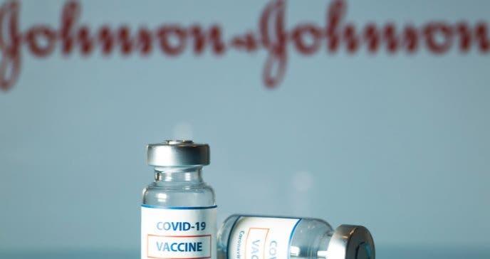 UE: Beneficios de la vacuna Johnson & Johnson superan por mucho riesgos