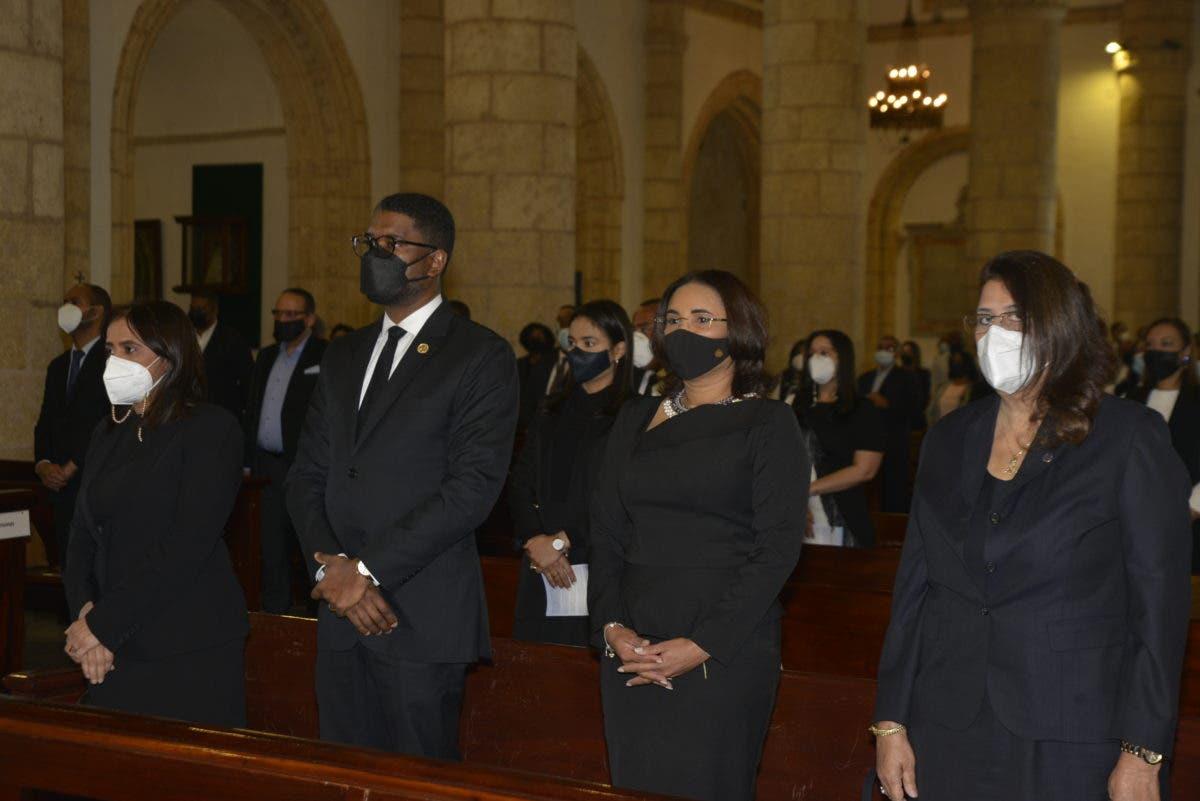 Cámara de Cuentas realiza misa para conmemorar su 167. ° aniversario