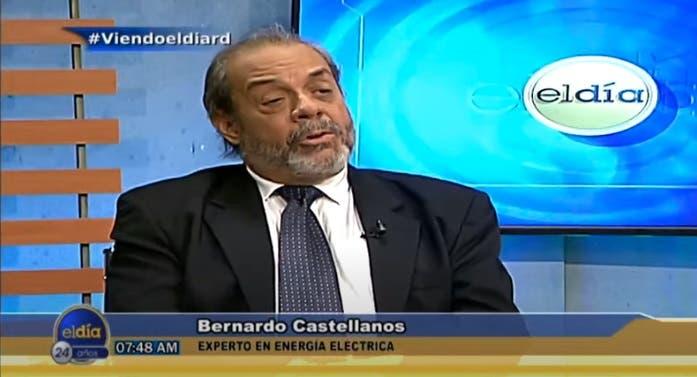 Entrevista a Bernardo Castellanos en el programa El Día