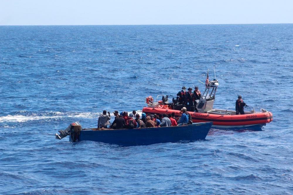 Repatrían 56 haitianos y 15 dominicanos  tras intentar entrar ilegalmente en Puerto Rico