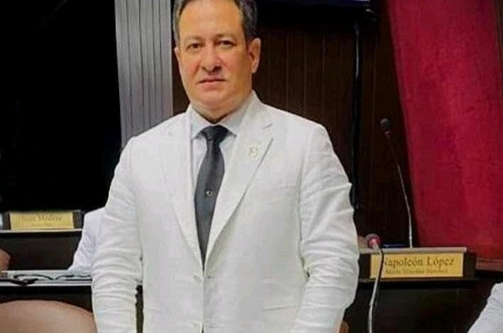 Diputado acusado de narcotráfico presentó seis resoluciones en 9 meses