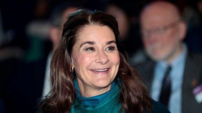 Melinda Gates entró a trabajar a Microsoft en 1987 como gerente de productos.