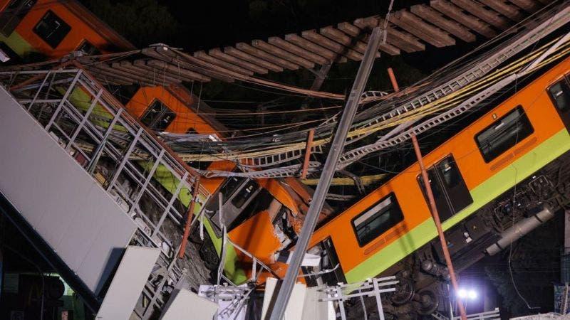 La controvertida historia de la línea de metro que colapsó en México
