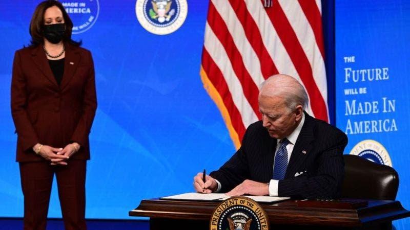 El plan de presupuesto de Joe Biden para recuperar la economía de EE.UU. tras la pandemia
