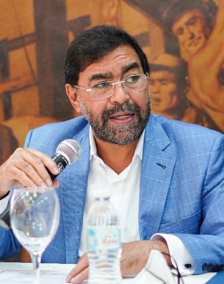 """Director del INDRHI: """"El proyecto de Montegrande eliminará las bombas de agua"""""""
