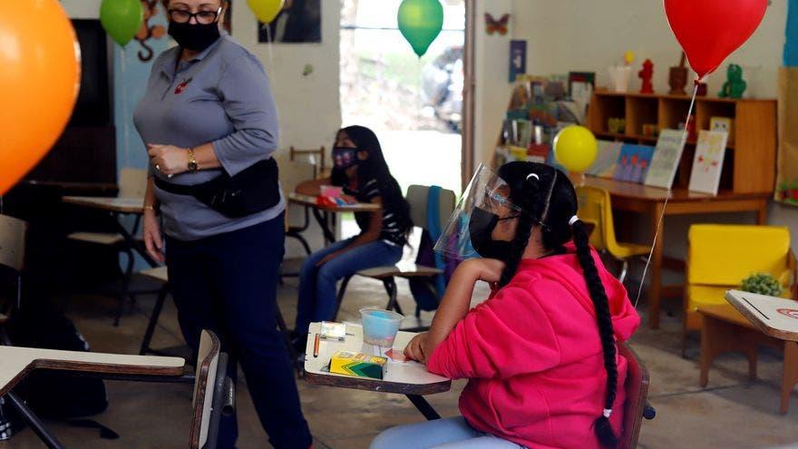 Puerto Rico retoma las clases presenciales con las nuevas medidas anti-covid