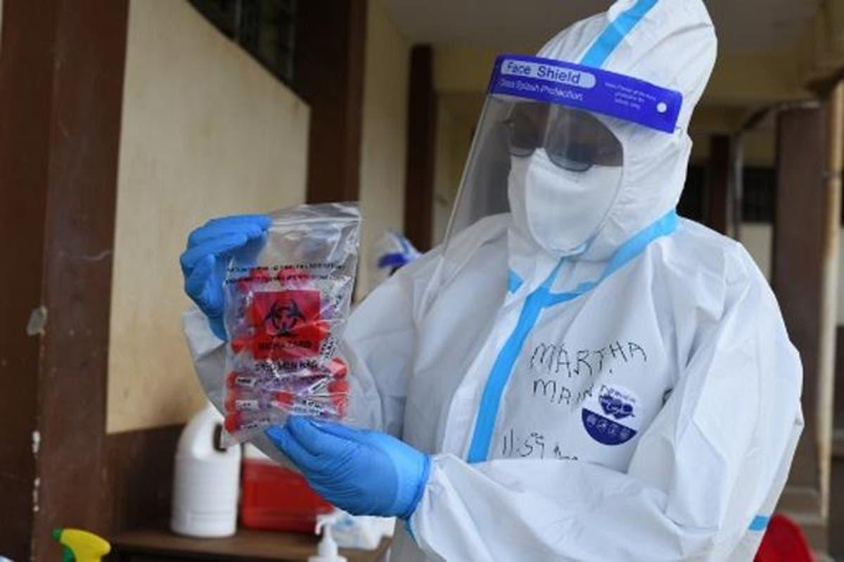 Salud Pública notificó hoy 623 casos de coronavirus y 5 defunciones