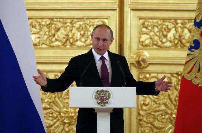Putin espera que RD normalice situación epidemiológica y turistas rusos vuelvan al país