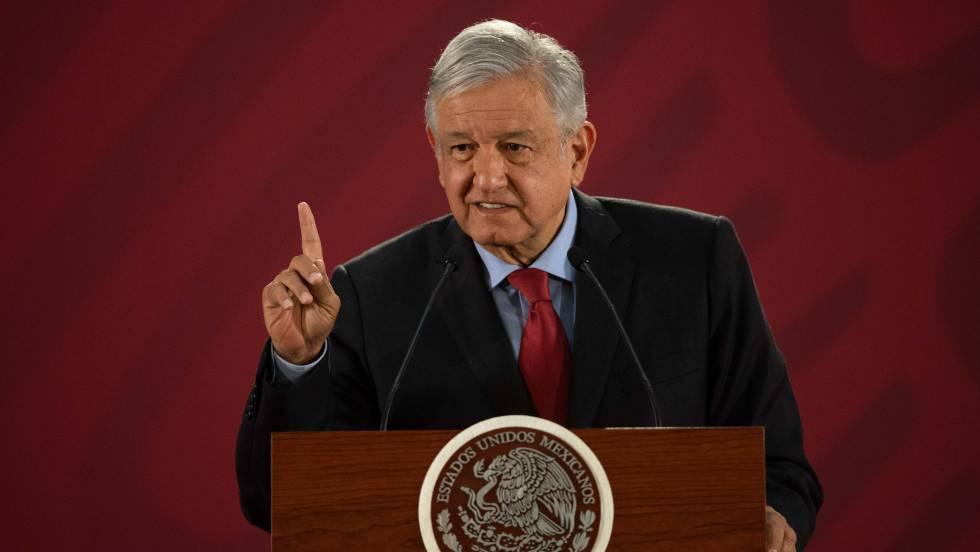"""Se llegará al """"fondo"""" de accidente en el metro capitalino, dice López Obrador"""