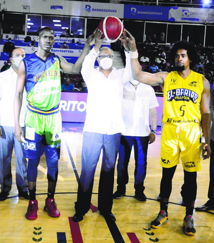 San Lázaro y Rafael Barias ganan inicio Torneo Baloncesto