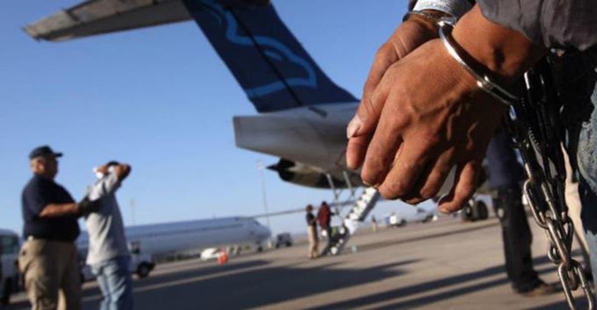 Extraditan a otro dominicano hacia EE.UU.; van 15 en este año
