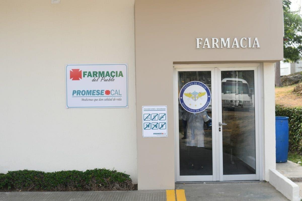 Promese/Cal reapertura Farmacia del Pueblo en el Ministerio de Defensa