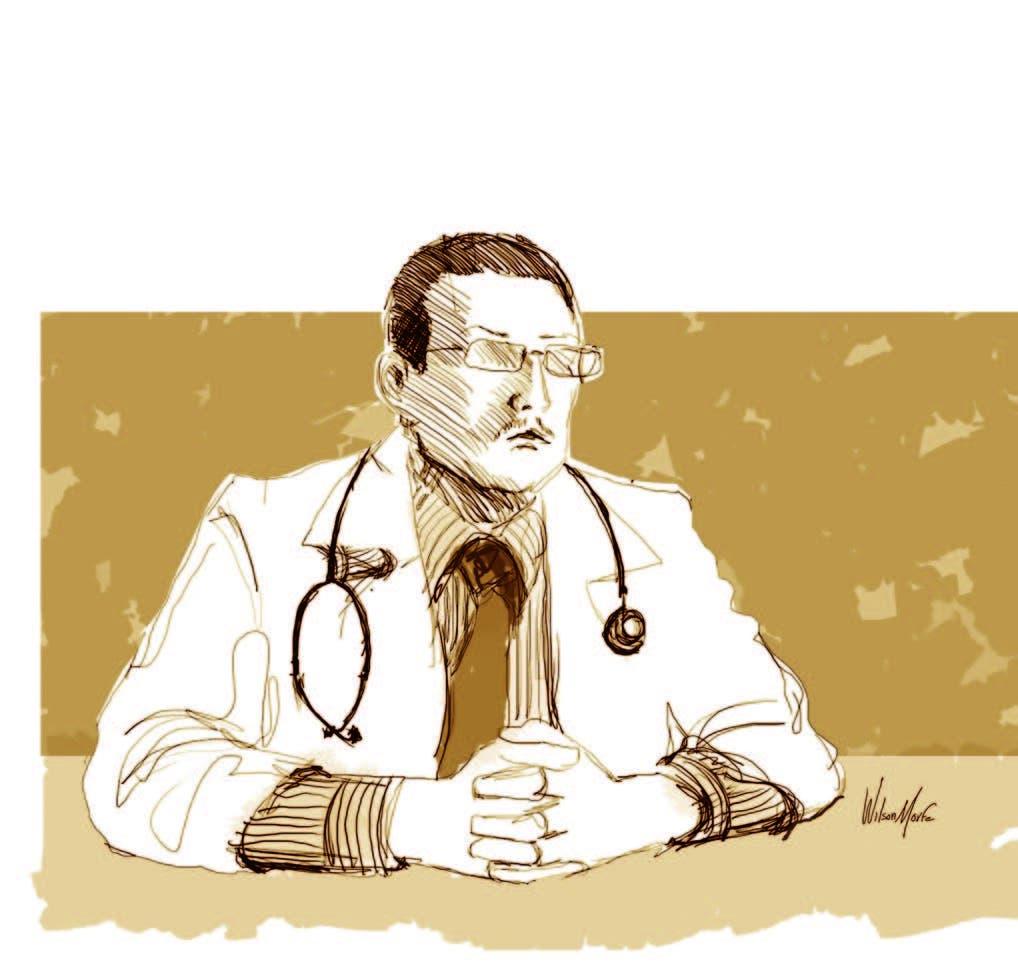 Reflexiones sobre ser médico