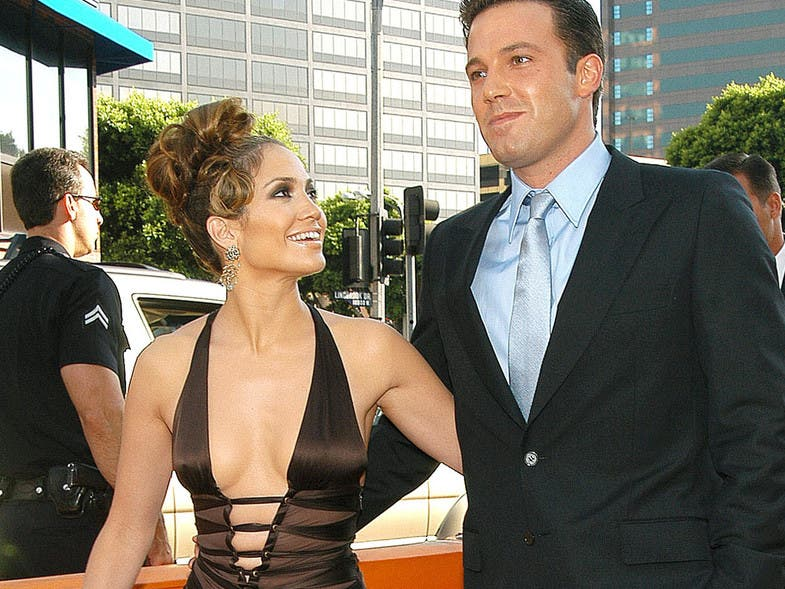 17 años después de su separación, JLO y Ben Affleck están  juntos, según medios estadounidenses