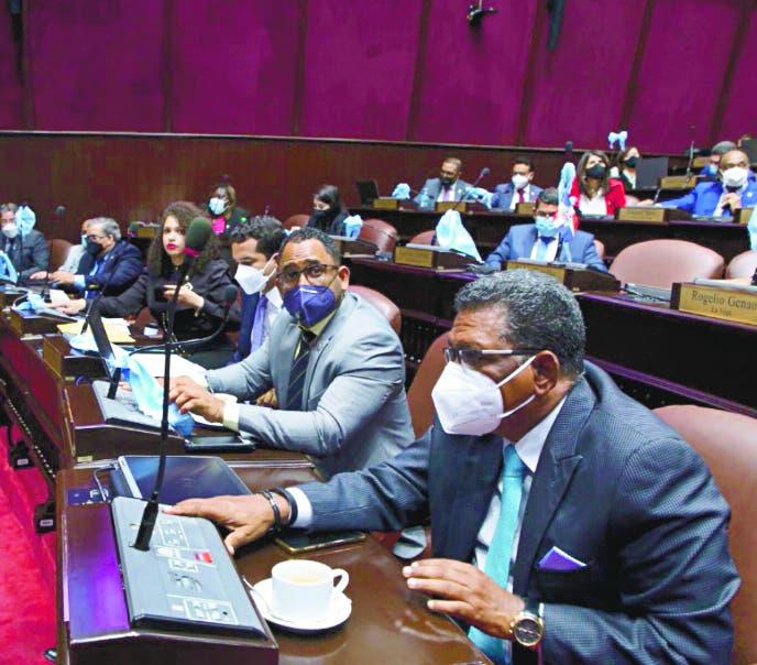 Se eleva a 60 contagios covid-19 Cámara Diputados