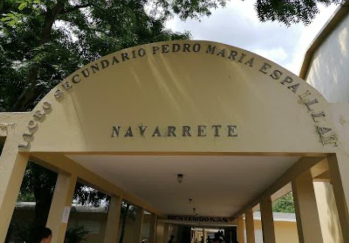 ADP suspende docencia semipresencial en Navarrete por covid-19