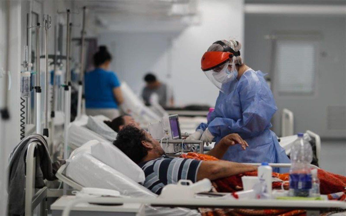 Argentina reporta 29.841 nuevos casos de COVID-19