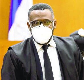 Wilson Camacho consideró justo defensa tenga tiempo para analizar expediente caso Medusa