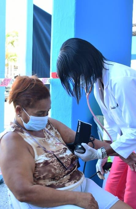 Autoridades arrecian la detección de hipertensión y diabetes