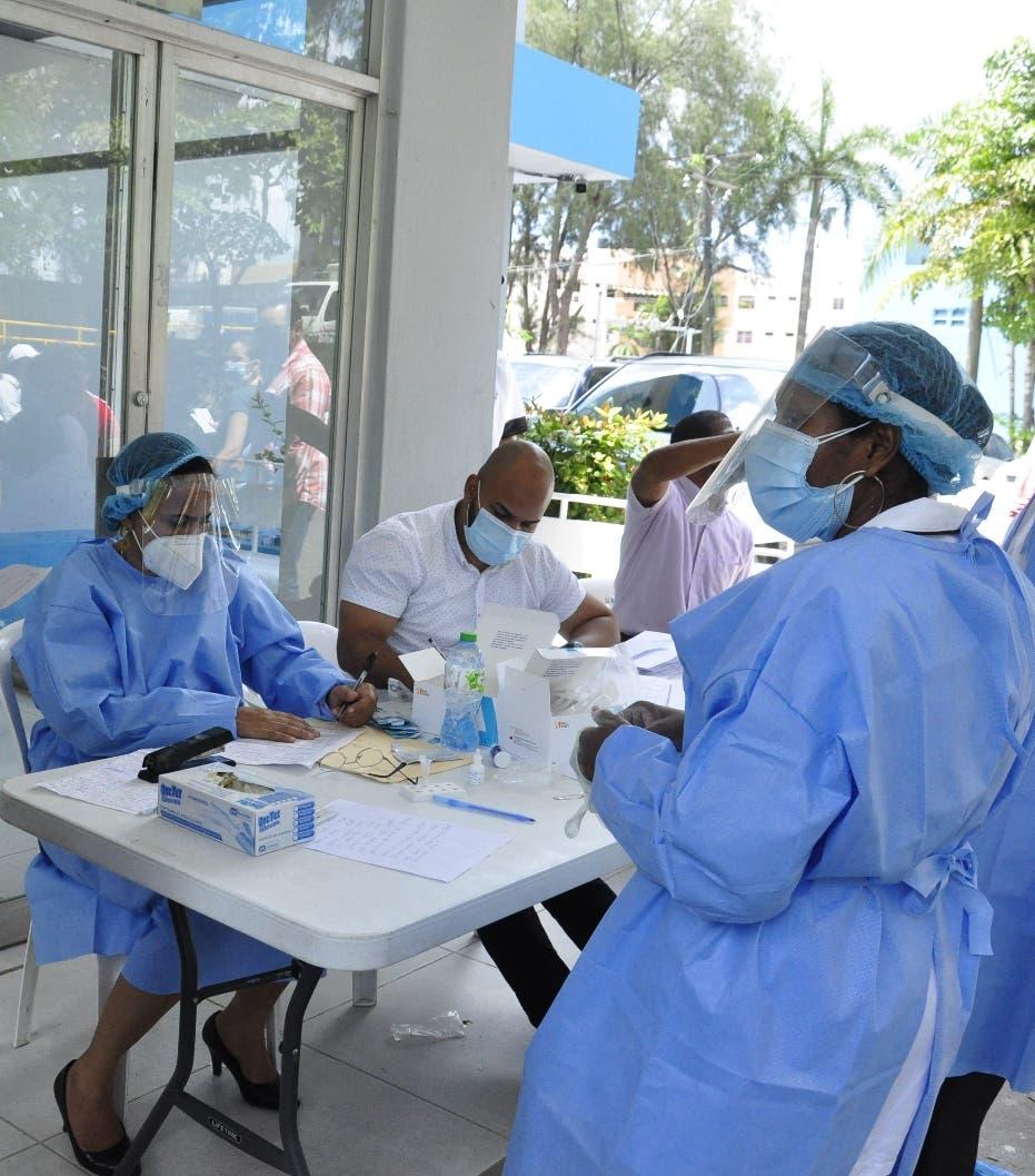 Santo Domingo y Santiago, provincias con más casos de COVID-19