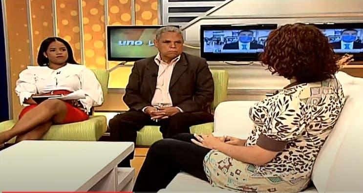 Entrevista a Quisqueya Lora en el programa Uno + Uno