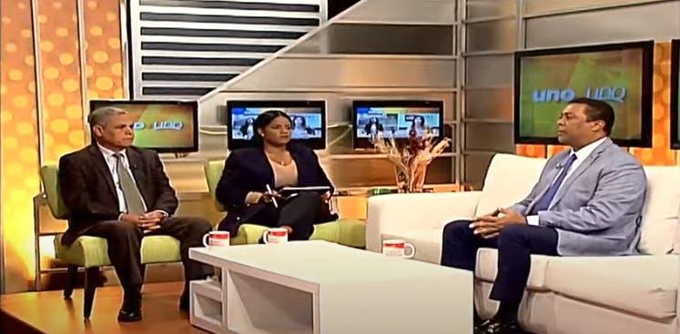 Entrevista a Víctor de Aza en el programa Uno + Uno