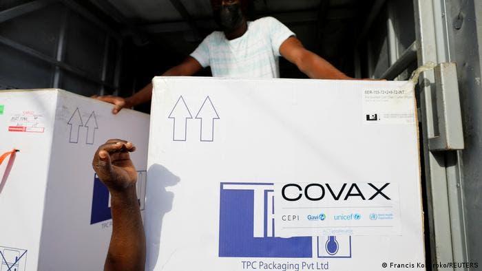 Covax entrega 65 millones de vacunas en lugar de los 170 millones previstos