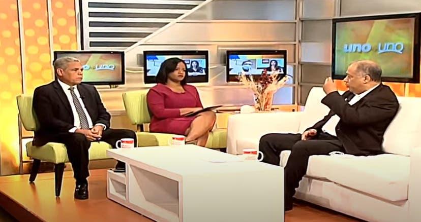 Entrevista a Luis Vargas en el programa Uno + Uno