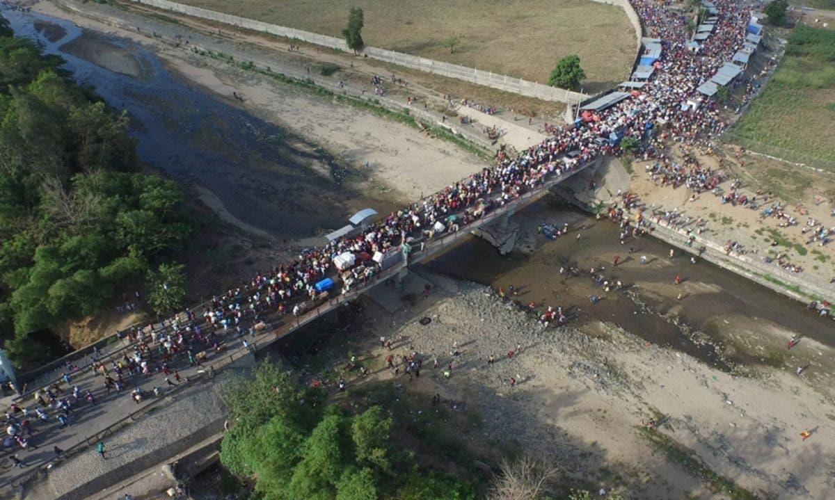 Recomiendan arbitraje internacional en conflicto con río Masacre