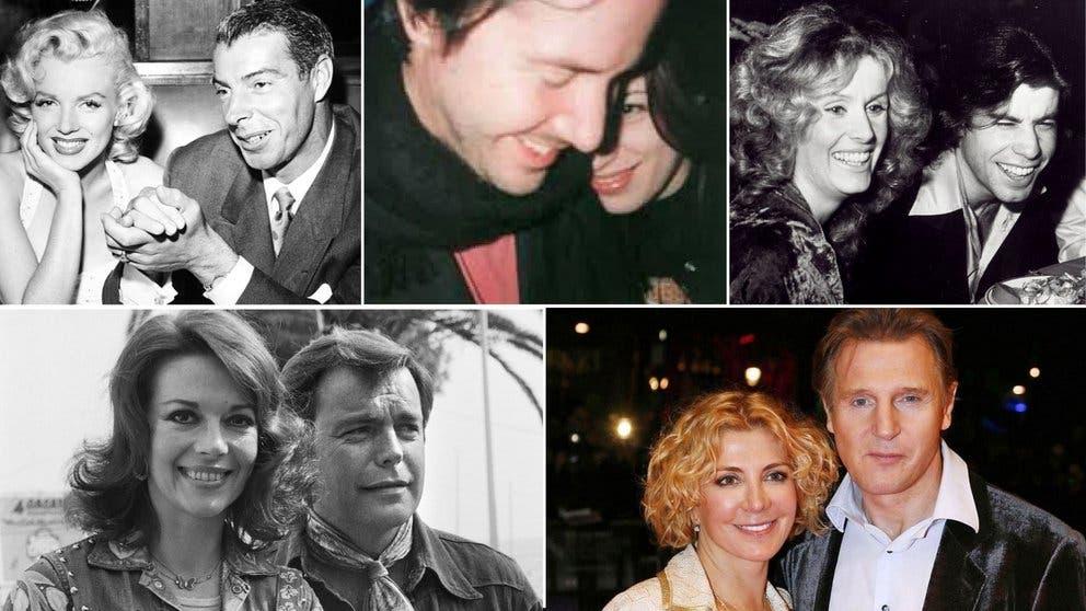 Las 5 historias más trágicas de amor real en Hollywood