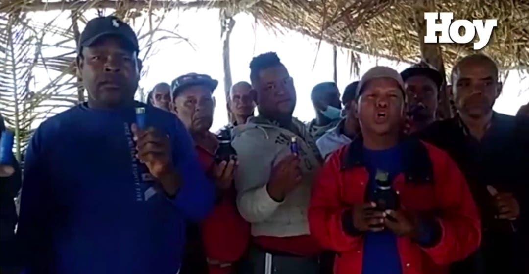 Campamento Campesino Libertad denuncia agresión policial; solicita intervención de Abinader