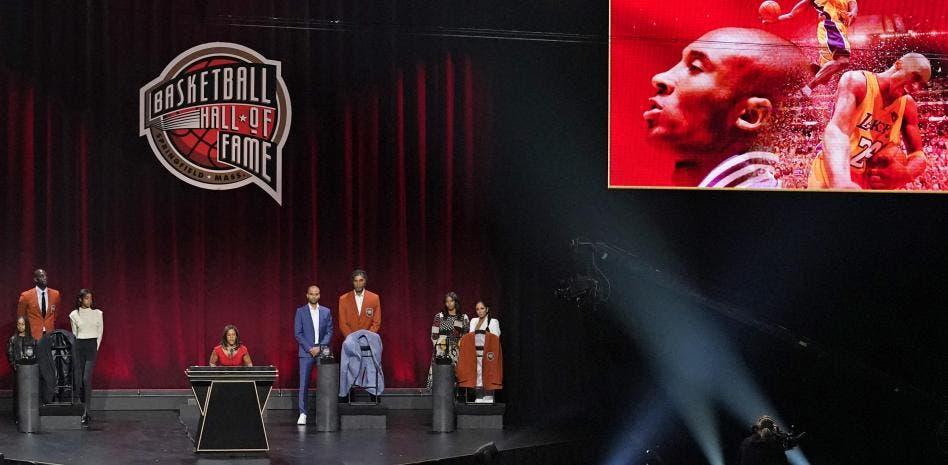 Salón de la Fama preparó una exhibición especial sobre Kobe Bryant