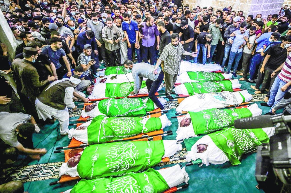 Israel arrecia ataques a Gaza; van 103 palestinos muertos