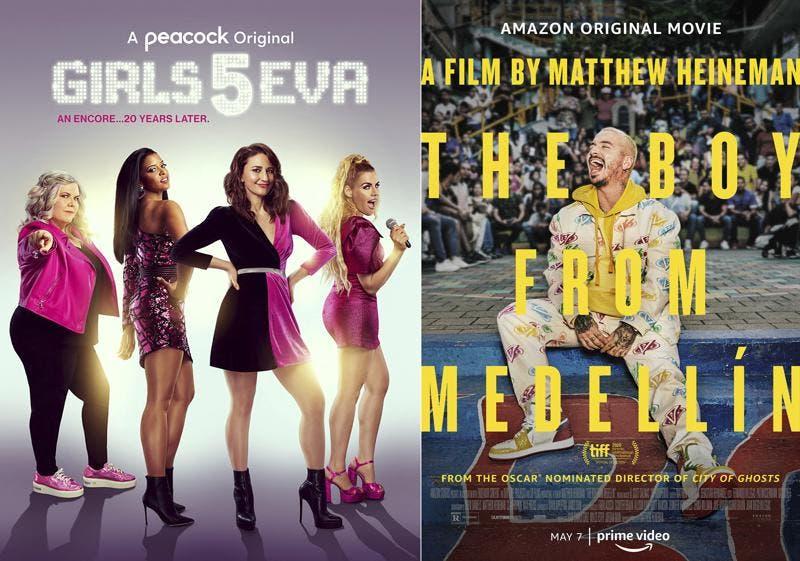 """Lo nuevo esta semana: """"Girls5eva"""" y """"The Boy From Medellín"""""""