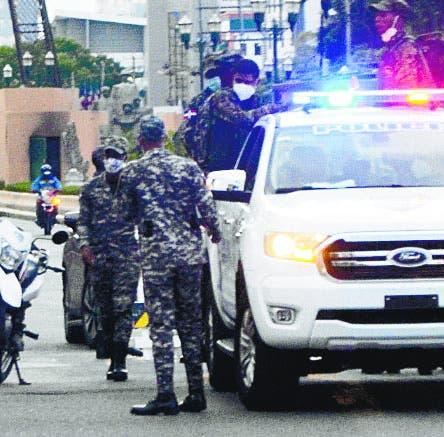 Policía Nacional: 346 detenidos por incumplir toque de queda
