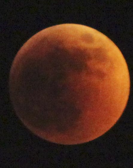 La última Superluna del año será visible este jueves